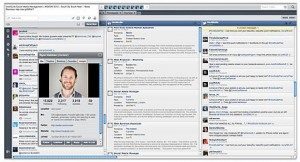 The Hootsuite Dashboard